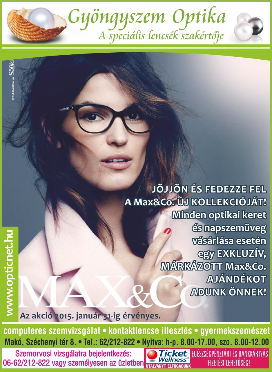 MAX&Co. ÚJ KOLLEKCIÓ!